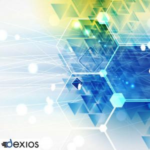 dexios colorful background